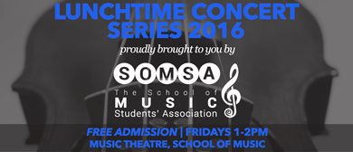 Lunchtime Concert Series 2016