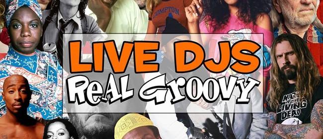 Real Groovy DJs
