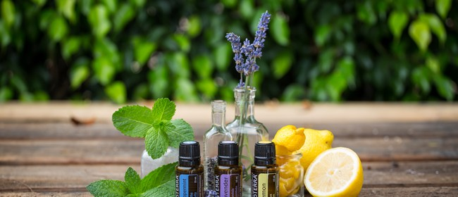 Essential Oils for A Healthy Home