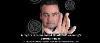 Nigel Kennedy - Hilarious Hypnotist