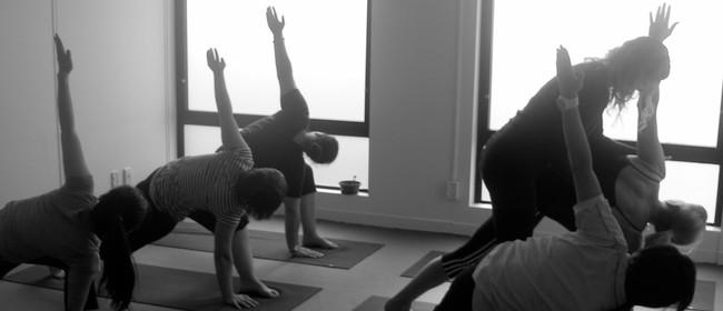 Saturday Yoga Classes