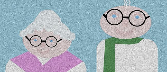 Grandparent Storytime