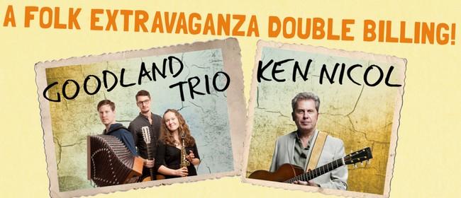 Goodland Trio - Ken Nicol