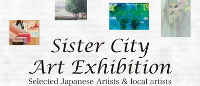 Sister City Art Exhibition