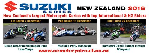 Suzuki Series Round 2