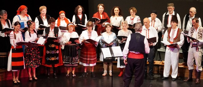 Songs From the Balkans