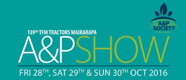 Wairarapa A&P Show