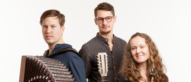 Goodland Trio At the East Coast Folk Club