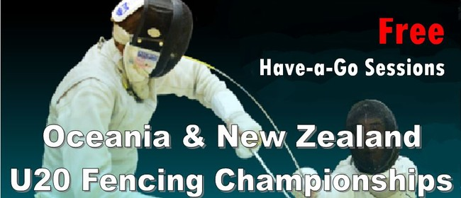 U20 Oceania & NZ Fencing Championships