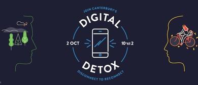 Canterbury's Digital Detox