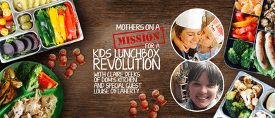 Mothers On A Mission - For A Kids Lunchbox Revolution