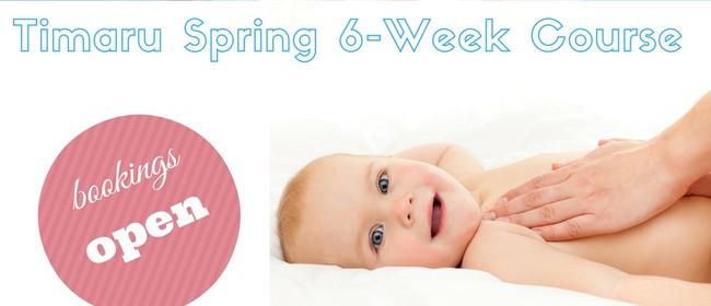 Blossom Baby Massage Six-Week Course