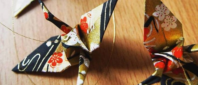 Origami - School Holiday Class
