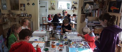Holiday Art Classes for Children - Spring Holidays