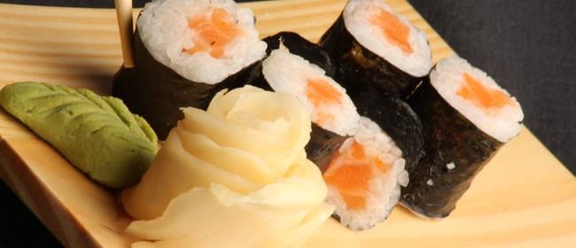 Sensational Sushi - Cooking Class