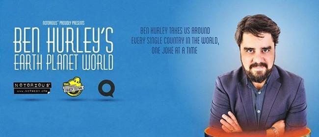 Ben Hurley's Earth Planet Show