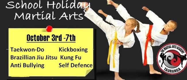 Martial Arts Holiday Programme