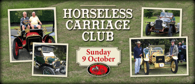 Horseless Carriage Club Display