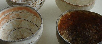 Hand-built Pottery Classes: SOLD OUT