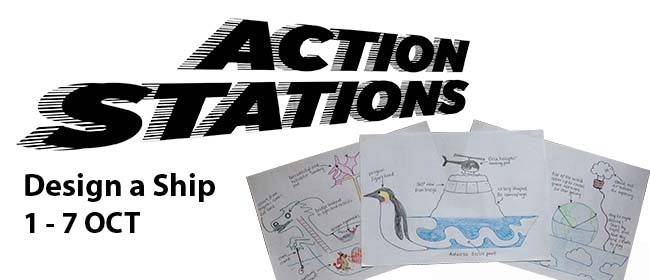 Action Stations: Design a Ship