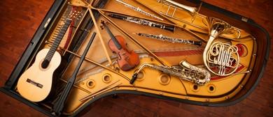 NZSM Orchestra - Smorchasbord