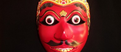 Klana Topeng: Classical Mask Dance from Java
