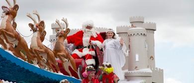 70th Anniversary Santa Parade