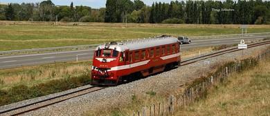 Vintage Railcar Rides