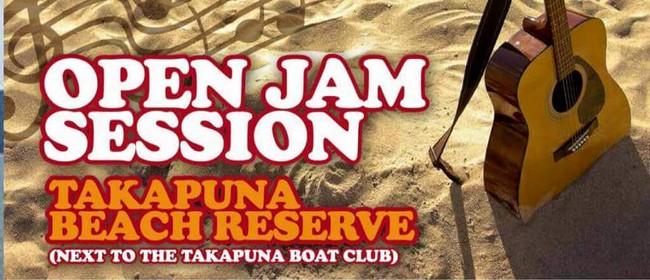 Open Jam Session At Summerdayz.nz