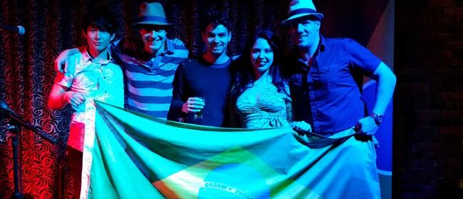 Só Samba Takes You to CopaHavana