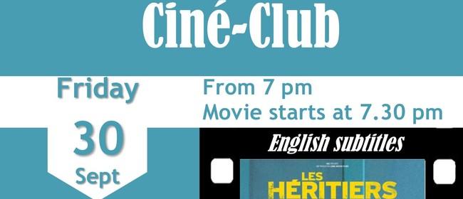Ciné Club: Les Héritiers