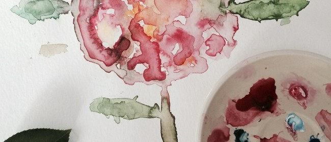 School Holidays - Whimsical Watercolours with Amanda Kirk