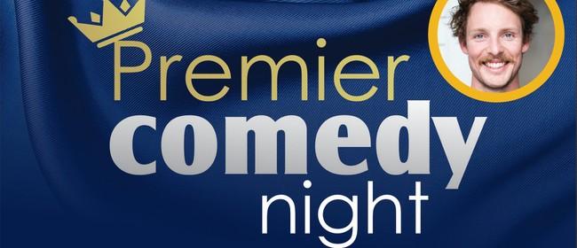 Premier Comedy Night - MC Guy Montgomery