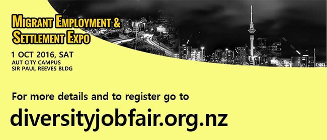 Diversity Job Fair 2016