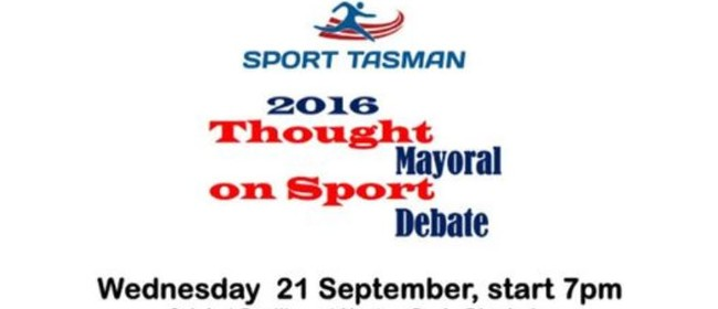 2016 Thought On Sport Mayoral Debate