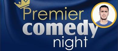 Premier Comedy Night - Cori Gonzalez-Macuer