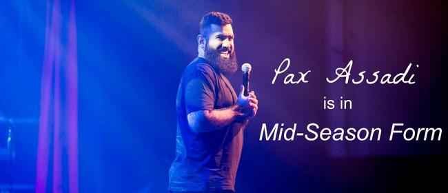 Pax Assadi is in Mid-Season Form