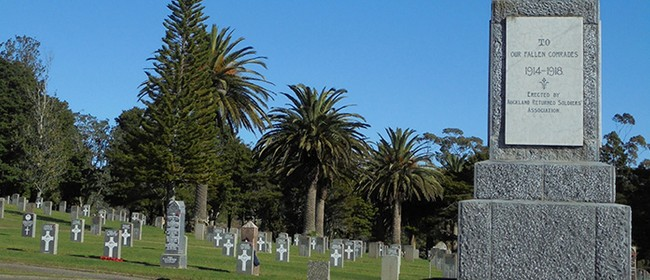The Soldiers' Corner: Waikumete Cemetery's Military Section