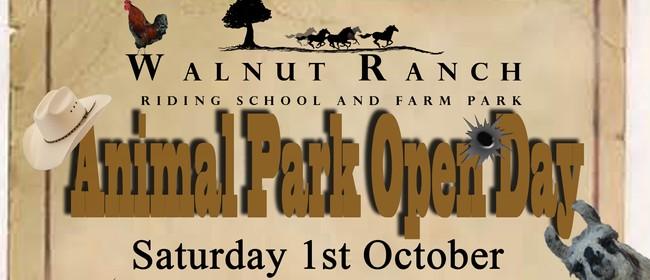 Walnut Ranch Animal Park Open Day