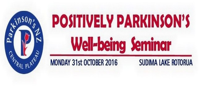 Positively Parkinson's Well-being Seminar
