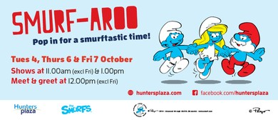 Come and Meet Clumsy Smurf