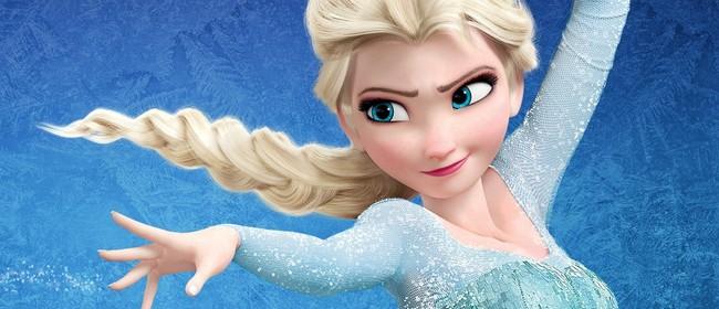 Elsa Frozen Queen - Kids Entertainer