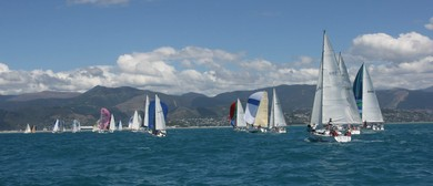 Nelson Weekly Regatta Week