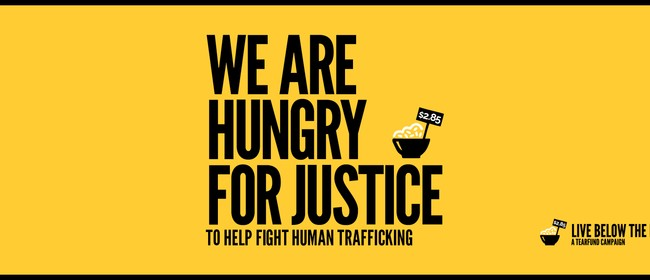 Hungry for Justice Cafes