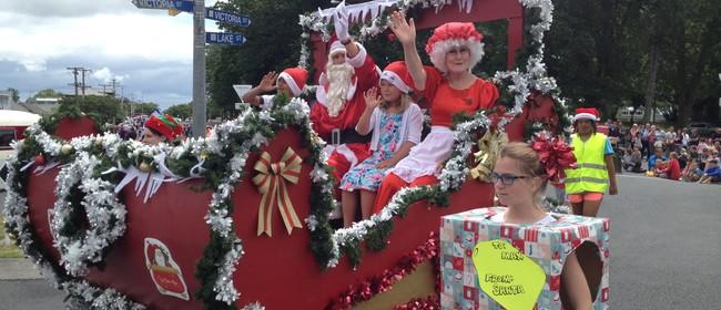 Cambridge Christmas Parade