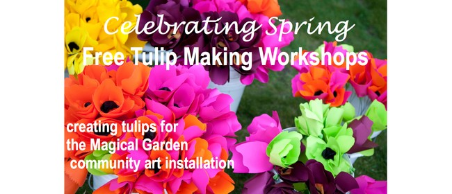 Tulip Making Workshops