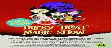 Tricky Treat Magic Show