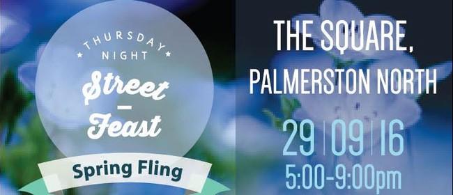 Thursday Night Street Feast - Spring Fling