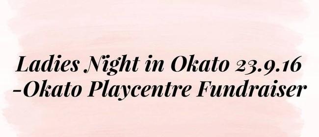Ladies Night In Okato - Okato Playcentre Fundraiser
