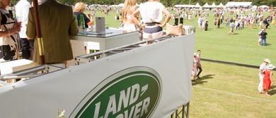 Land Rover NZ Polo Open